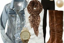 The Brown Boot Look #luvit!!
