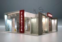 Veneti/Fabrica stand for HORECA 2015 exhibition (2014)