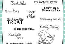 Digi's & Stamps I Want / by Shannon Sullivan