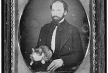 Mid 19th Century Pets
