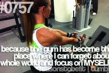 Fitness! / by Miranda Vasquez