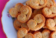 Κουλουράκια  πτιφουρ μπισκότα- τσουρεκια