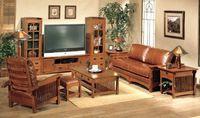 sofás de couro