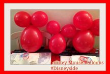 Disney Party Ideas / Disney Party Ideas