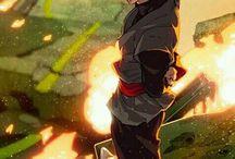 Black Goku Wallpaper