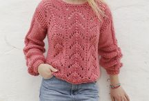 Spring & Summer 2018 / Our collection of knitting and crochet patterns for Spring/Summer 2018