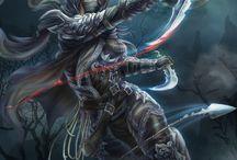 Assassin arts