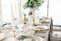 Weddings · Centrepieces