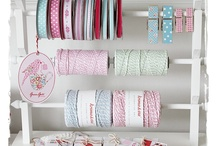 craft room ideas / by Annie