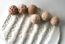 Clay crafts and beads / by Kim McCullars