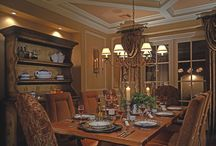 Formal Dining Rooms / Picture yourself wining and dining in one of these beautiful dining room designs with your family.