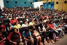 WWI Masterclass with Director of Sultan / #Director of Sultan The Movie conducted a #WWIMasterclass with #WWIStudents & shared his experience of #filmmaking.