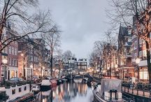 Travel, Netherlands- Amsterdam