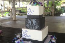 Wedding Cakes / Here are some of the wedding cakes we have provided for our couples and a few other beautiful cake ideas!  www.sddweddings.com