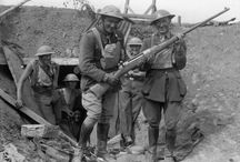 World War I.  / ...The History in Pictures / / World War I