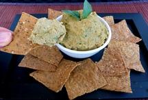 Eten: Hummus