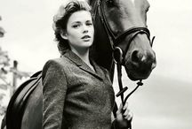 Horses and Tweed