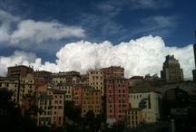Genova Genoa Italy / My town