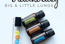 essential oils asthma doterra