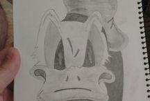 Els meus dibuixos / Dibuixets