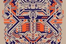 geometric pattern / by Chloë Turner