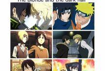 Anime rules