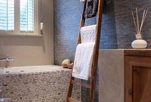 Huis badkamer