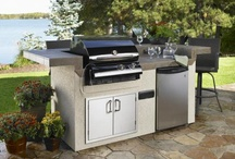 Outdoor Kitchen / by Yanet of 3 Sun Kissed Boys