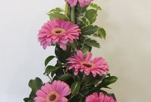 Traditional flowers arrangements