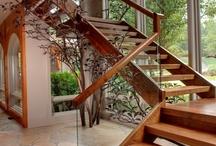 Galériák lépcsők