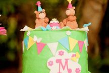 Chloe's 2nd birthday party ideas