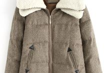 Winter Coats Wish-List
