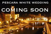 PESCARA white WEDDING / Notte bianca degli sposi