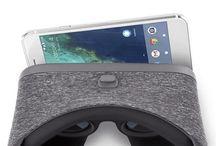 Kính thực tế ảo Google Daydream / Tìm hiểu một số thông tin về chiếc kính thực tế ảo Google Daydream cùng với những ưu điểm của sản phẩm