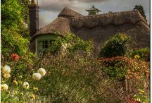 Cottages / by Marie Sheraden
