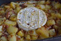 Plat au fromage