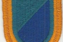 U.S.ARMY Special Troops Battalion  PATCH FLASH-OVAL