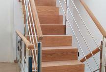 Escaleras Ibarkalde / Te mostramos algunas de las escaleras que hemos fabricado en Ibarkalde. Somos especialistas en la fabricación de escaleras de hierro, aluminio, acero inoxidable...