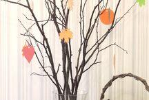 Thanksgiving creations