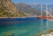 The Best Beach Resorts in Turkey / The Best Beach Resorts in Turkey - Turkey has some stunning beaches some with sprawling resorts, others slightly off the beaten track.