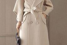 코트 패턴 디자인