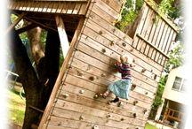 kids treefort planning
