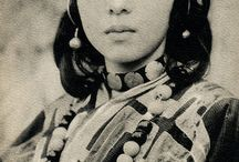 Ainu. Japanese ancestry / by Bozhena Puchko Photography