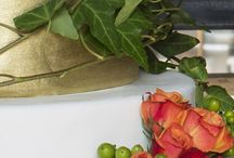 #HauteFlowers / Gramercy Park Flower Shop and specialty baker Haute So Sweet fall inspired collaboration