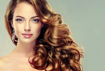 Hair advertising