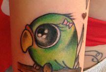 Tatuaggi Cartoon