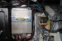 Ferrari 599 GTB / Installazioni car audio su Ferrari 599 GTB