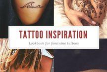 Inspiration | Tattoo Ideas