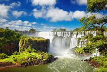 Destinations with charm in South America / Visit the most singular places hidden in South America. Wonderful destinations where you will be able to experience a different travel.