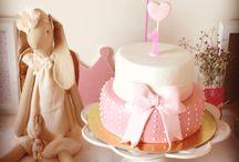 Maria Leonor's *Birthday parties*